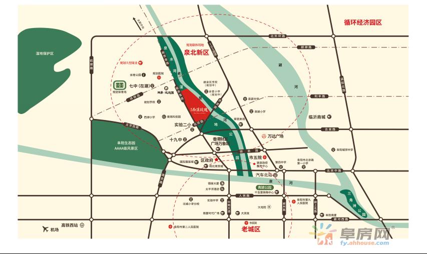 同昇西溪玫瑰交通图