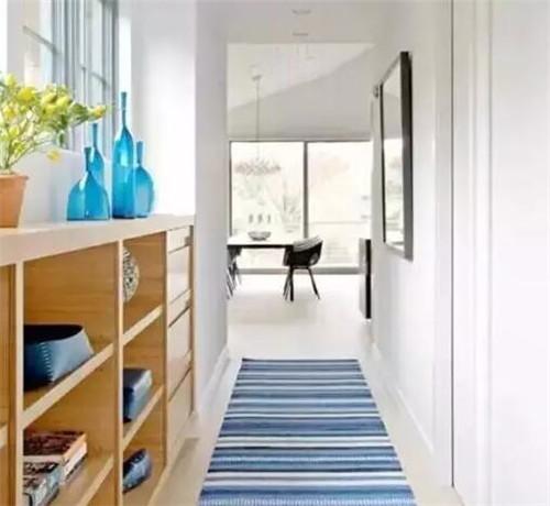 掌握4个门厅过道装修技巧 小空间也能大放光彩