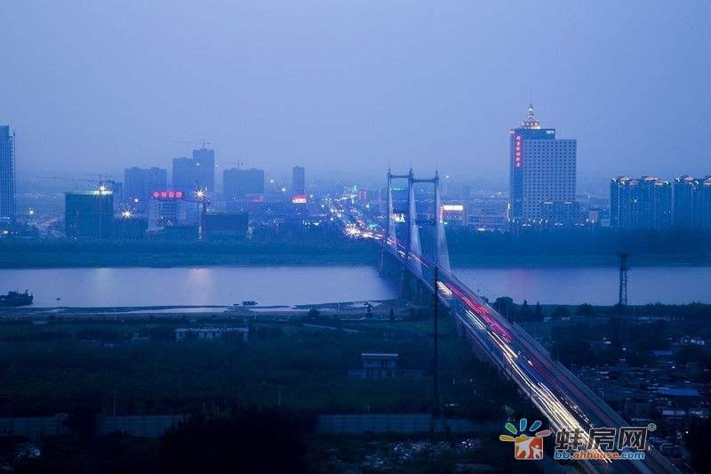 蚌埠高铁新区VS淮上区,你会选择在哪里买房?