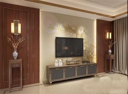 【飞鱼狮大家居·背景墙】客厅背景墙搭配技巧,实力打造梦想中的家