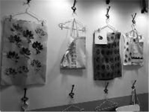 蛋壳种花、蔬菜作画 趣味十足装饰墙面