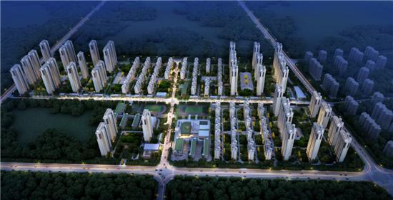 中国铁建·花语江南楼号图