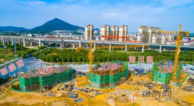 爱巢天润公馆预计9月底开盘 工程进度建至5层