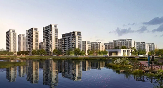 信达翡丽世家:城市低密住区 让生活优雅从容