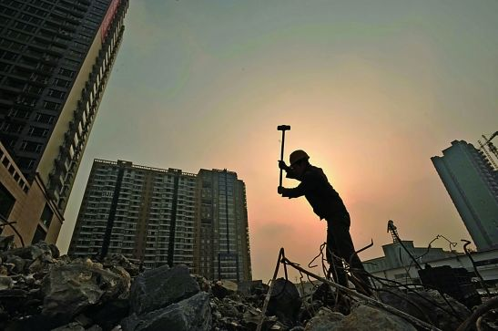 住建部:遏制大拆大建 需完善政绩评价机制
