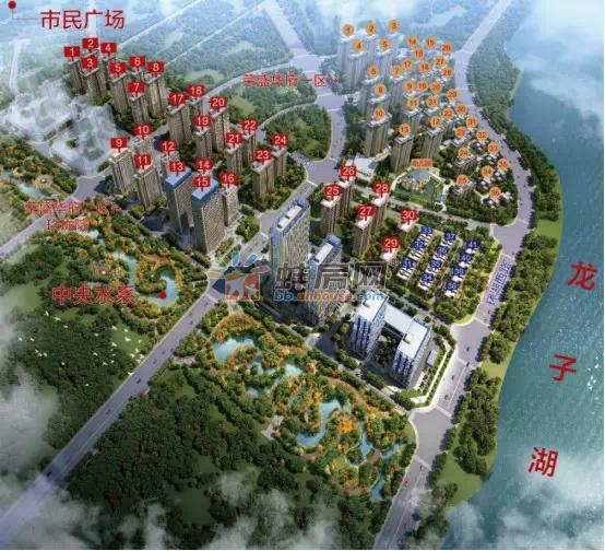 蚌埠经开一新盘价格备案,最高1.9万+房源即将入市