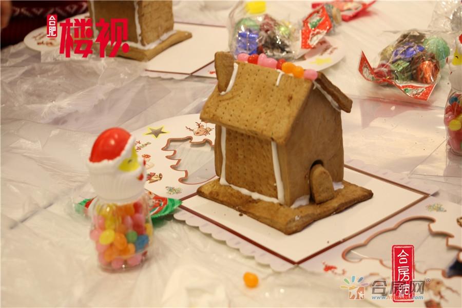 梦幻姜饼屋亲子DIY 搭建最甜蜜的圣诞童话