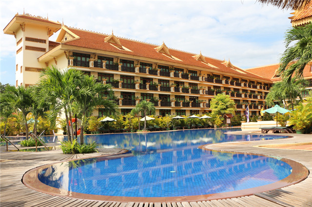 柬埔寨暹粒吴哥时代酒店