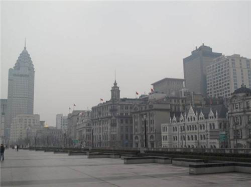 上海去年平均气温和12月降水量排史上第三!