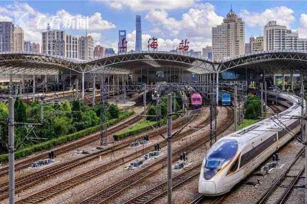 铁路明起实行新运行图 铁路上海站有三大变化