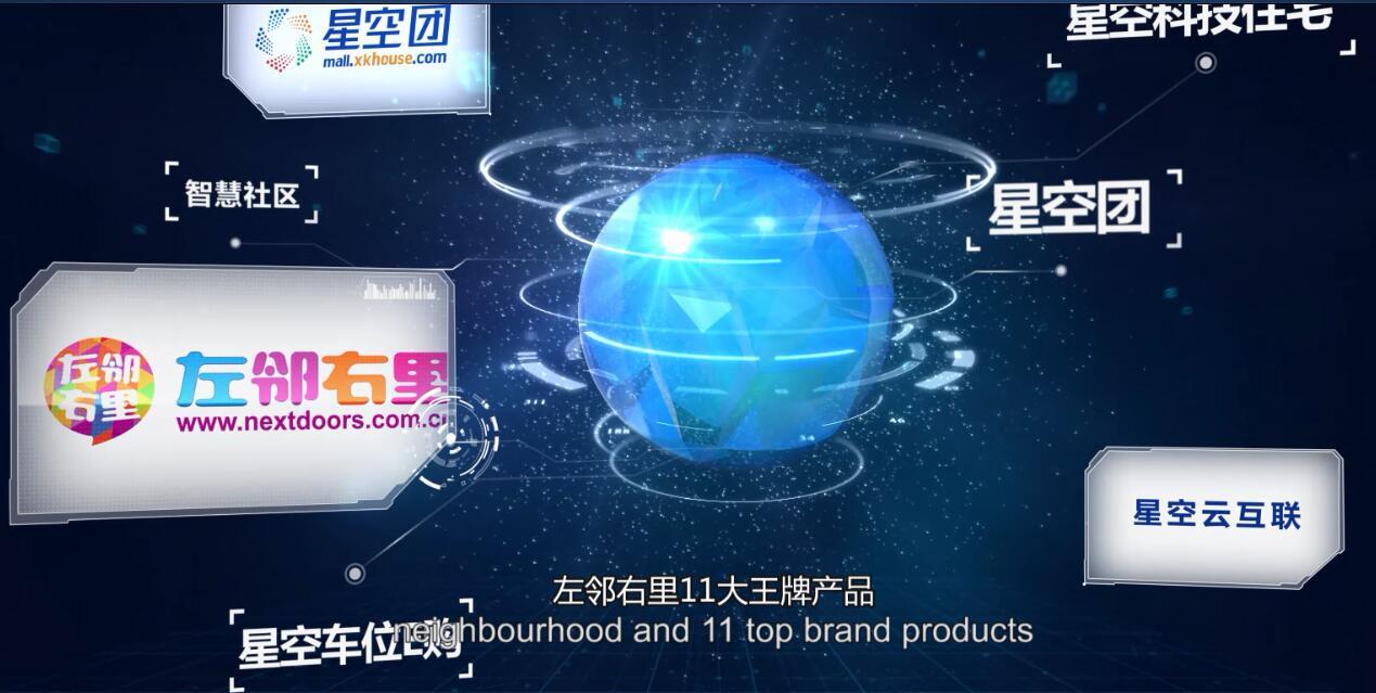 星空传媒控股集团2019产品宣传片