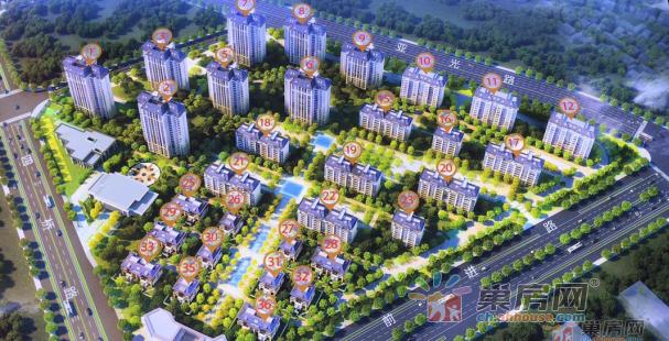 恭贺新华龙府荣获星光奖2018年度百姓满意地产项目