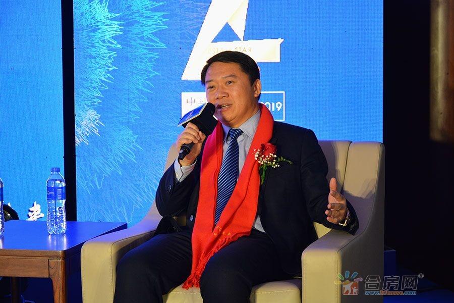 星空传媒(香港)控股集团董事长陈挚先生