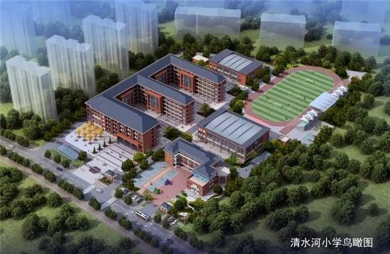 公示!六安城区将建五所学校,附周边在售楼盘~