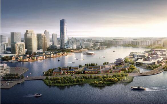 新滨湖孔雀城 用严密规划创造美好生活