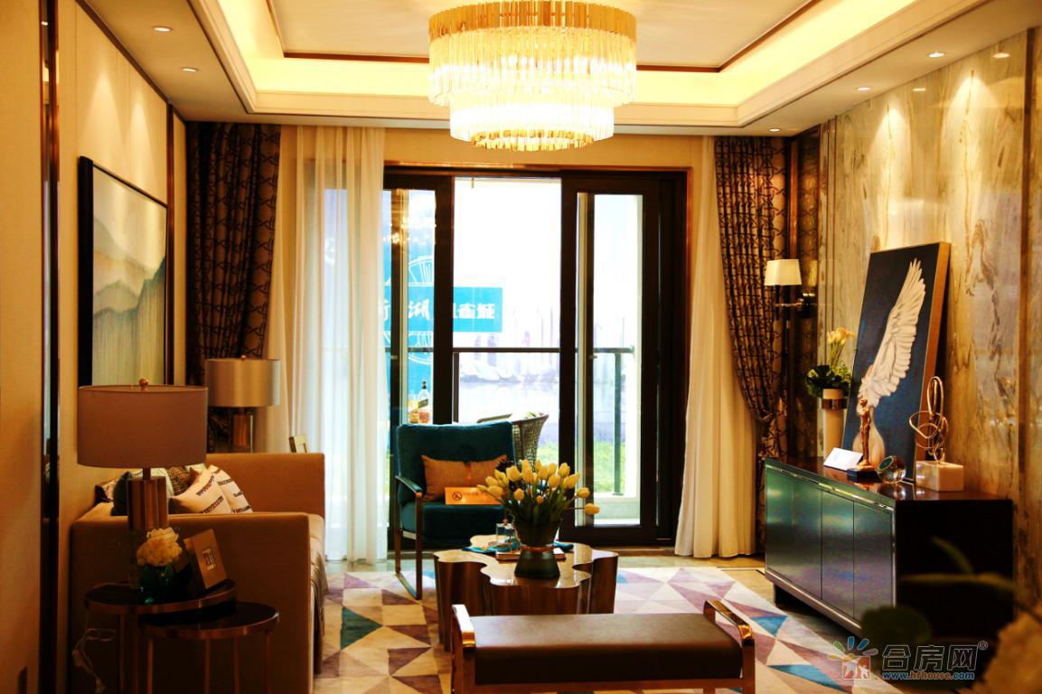 新滨湖孔雀城 用匠心创造美好生活