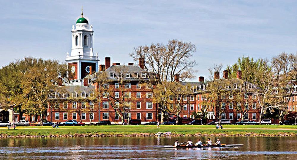 哈佛新生一半富二代 有钱人更重视教育