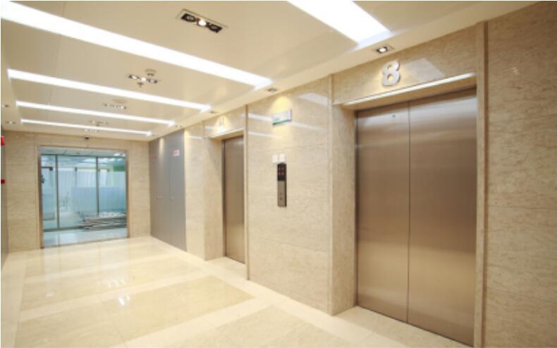 下楼逛街上楼回家 智慧锦城一部电梯自由