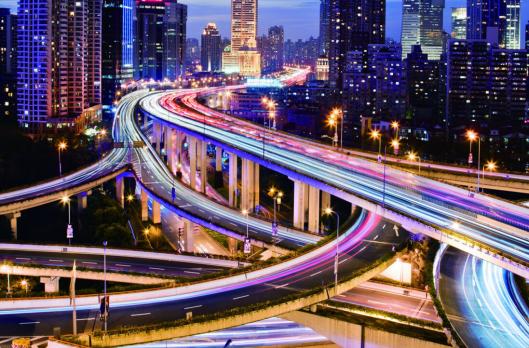 智慧锦城   多维度交通 畅享时代出行速度