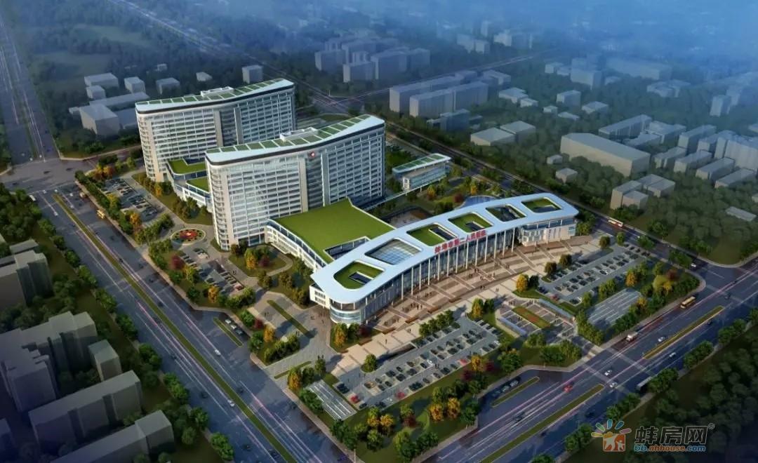 规划出炉!蚌埠又一座市级医院落地 城南再迎利好