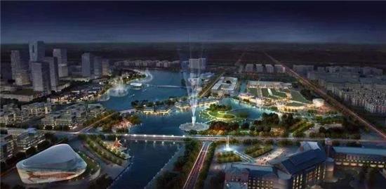 新滨湖孔雀城  乘势合肥产业升级,崛起国际智慧新都市