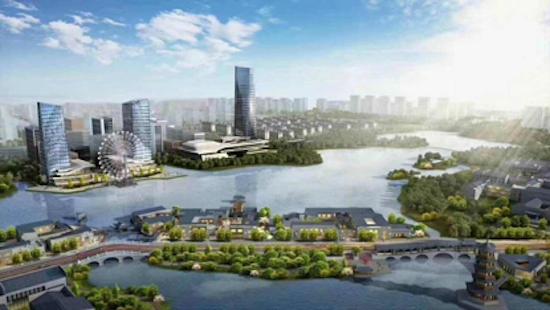 新滨湖孔雀城 |在合肥 崛起一座全维生活之城!