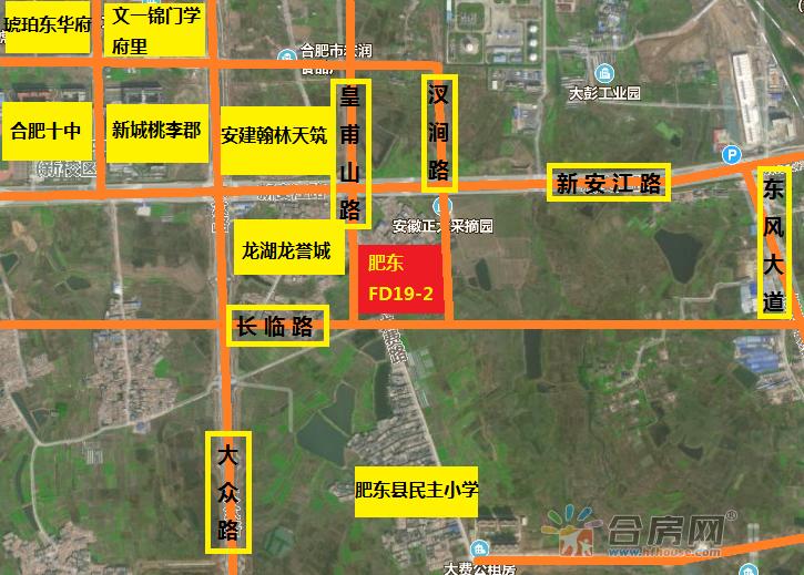 荣盛·书香府邸交通图