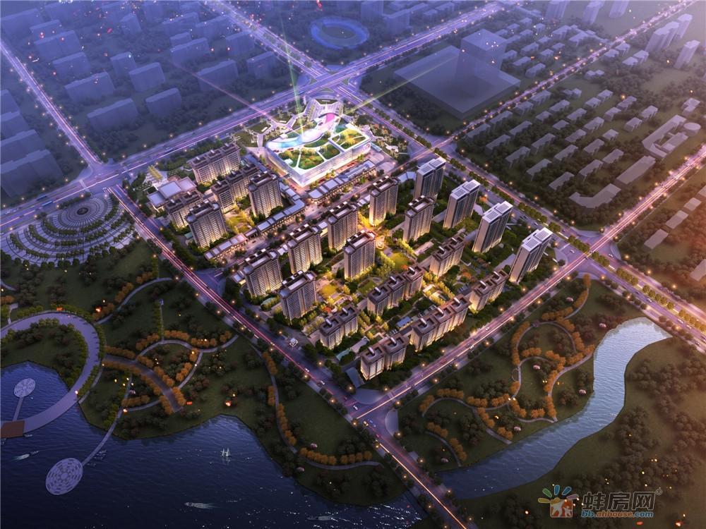 中置中央城市广场楼号图