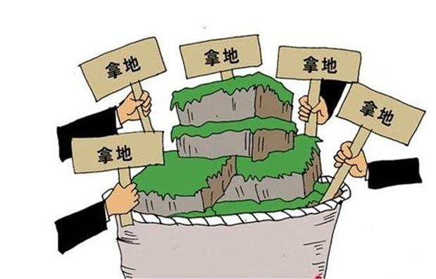 前5大房企今年销售额超8000亿 开发商集体抢地