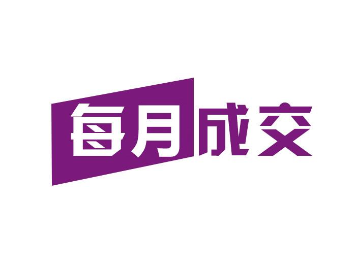 2019年1-2月份蚌埠全市住宅销售76万㎡