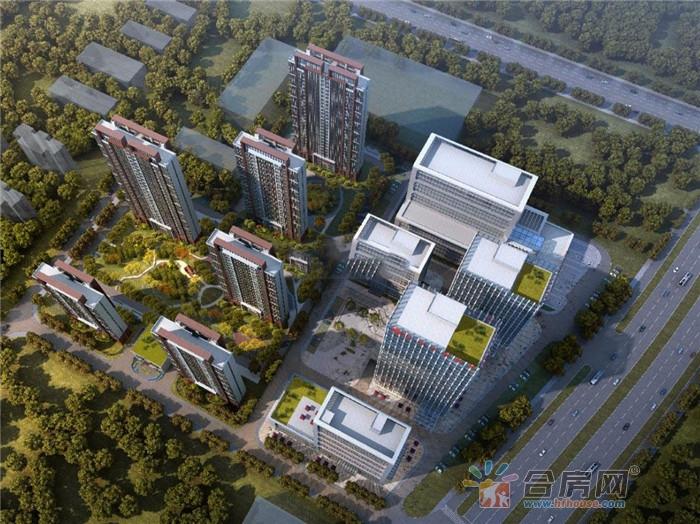 邦泰·科技城楼号图