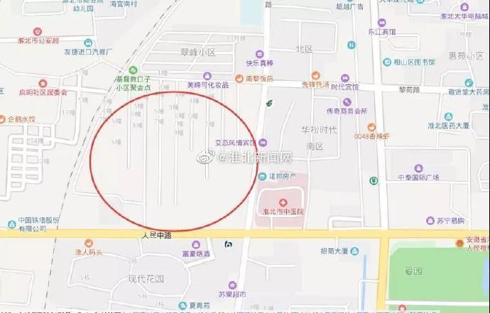 速看!2019年淮北棚改用地计划表公布