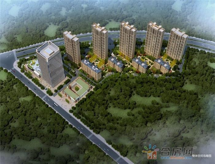 葛洲坝国际中心楼号图