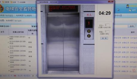 数据平台已建成 全市电梯可以实现在一张图上管理