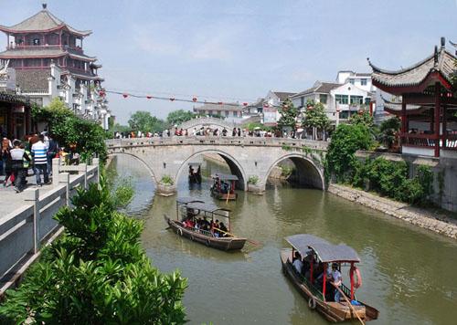 出游特惠!5月底前肥西县三河古镇景区半价迎客