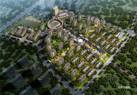 中御公馆丨传承央企衣钵 致力打造都市新型综合社区