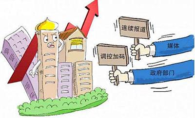 """三部门为楼市虚火""""降温"""" 房地产融资环境难言宽松"""