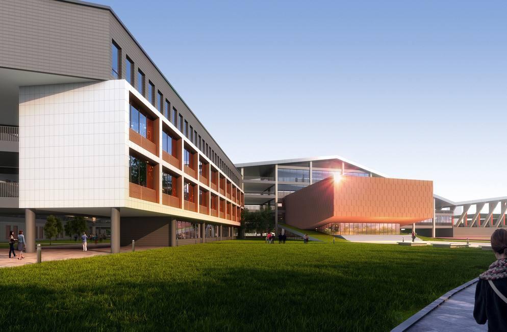 总投资9.1亿元的北师大十五年制学校正式落户宣城