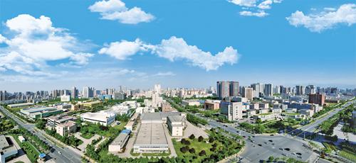 全国瞩目!全球芯片服务商总部落户合肥高新区!