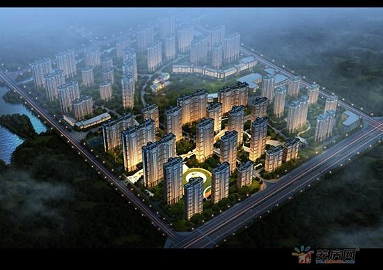 新里城6.15预售 住宅均价7180元/㎡