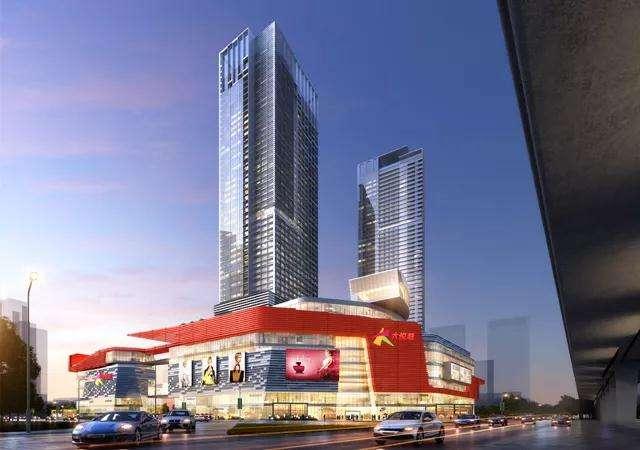 大悦城地产出资28.7亿元 支持上海虹桥两项目开发