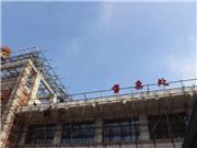即将通车!淮南火车站驶入第一列火车 建设进度曝光