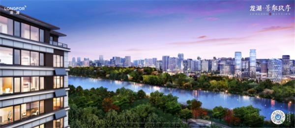 2019年中盘点丨合肥楼市豪宅大爆发 龙湖景粼玖序引领高端改善时代