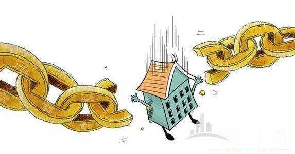 资金链风险增加 下半年房企资金环境偏紧或难改