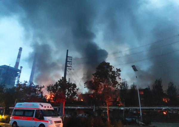 河南义马市爆炸事故已造成10人死亡5人失联19人重伤
