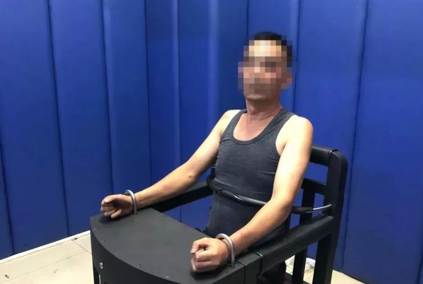 中山市公安局最新通报 刺伤任达华的嫌犯有病!