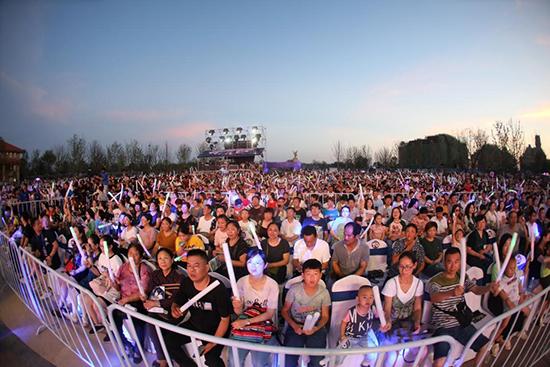 唱响合肥空港最强之音 | 恒大阳光半岛群星音乐盛典圆满举行!