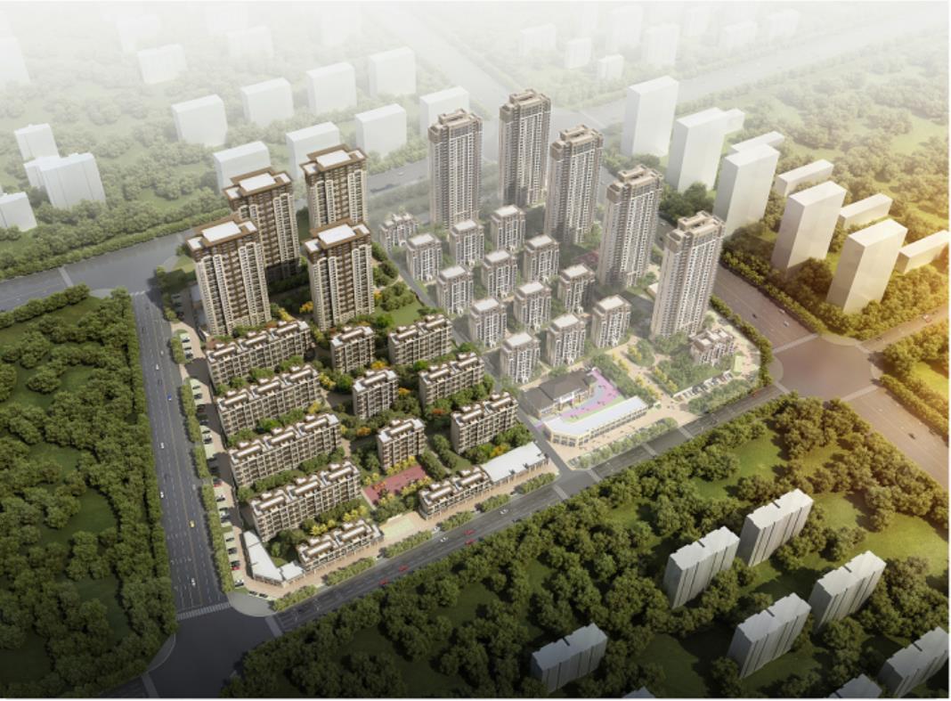 煌盛熙岸公园
