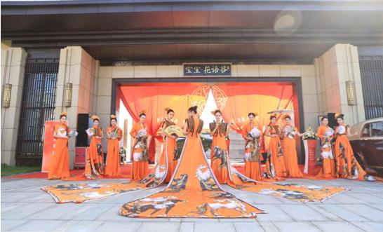 8月10日,宝宜•花语谷示范区开放,海派纯别墅价值外溢