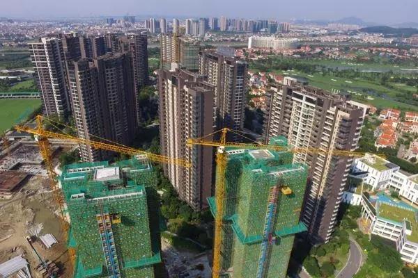 楼市下行通道开启:房贷增速回落 房屋/土地交易降温